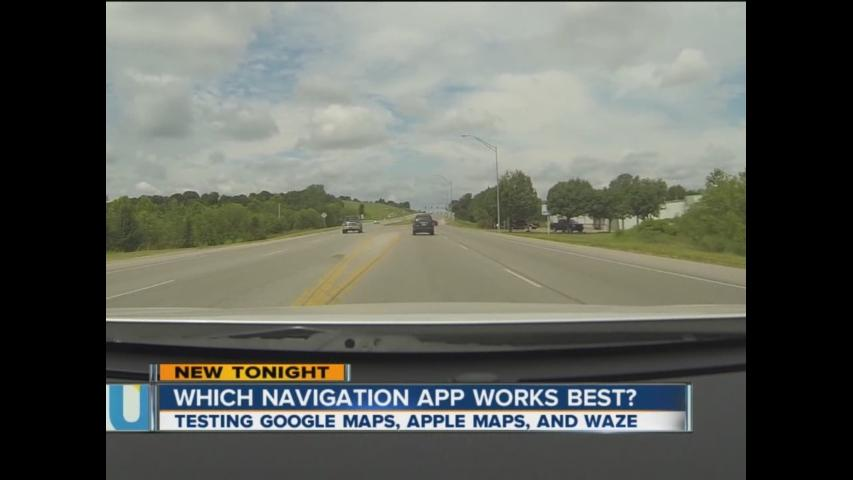 Which Navigation App Works The Best?