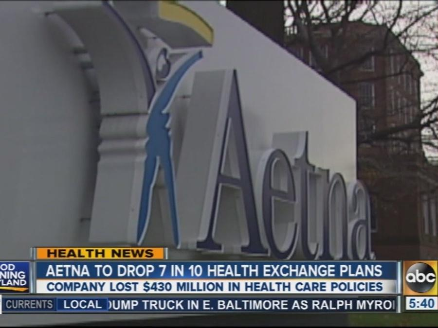Aetna to drop Obamacare