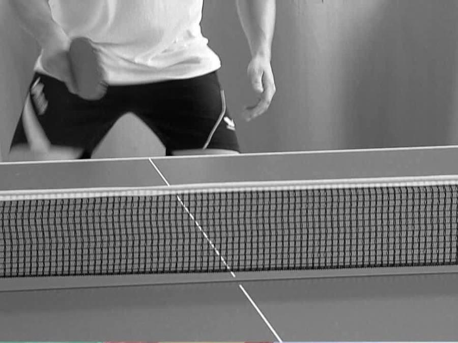 Olympics 101: Table Tennis Web