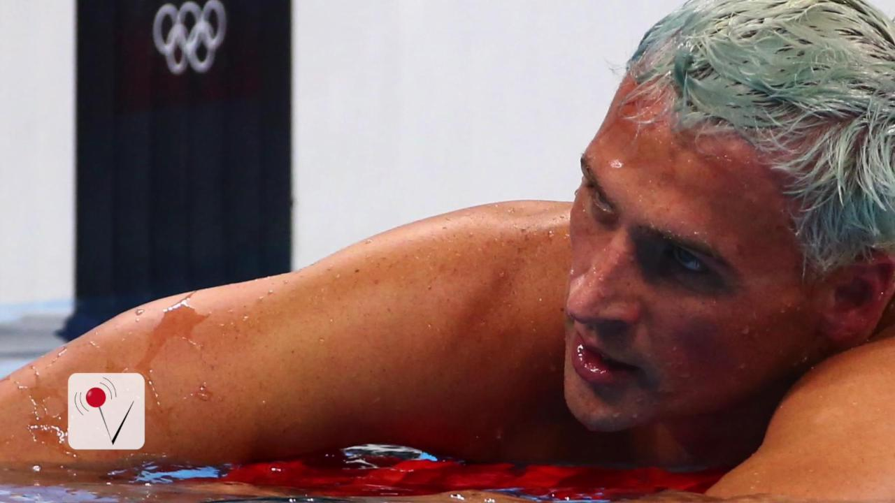 Swimmer Ryan Lochte Caught in Bizarre Legal Battle in Rio