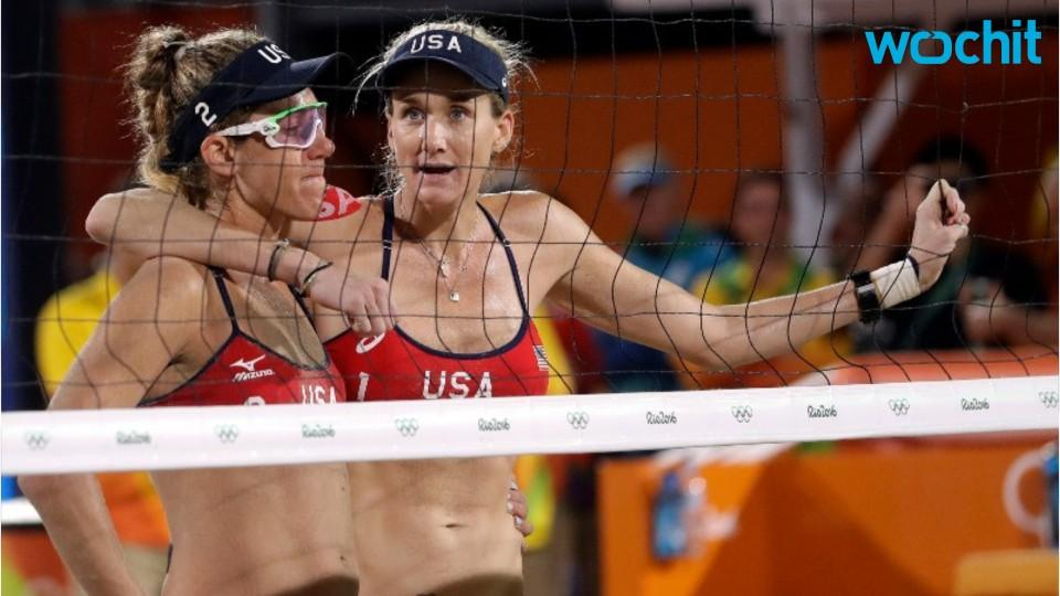 Kerri Walsh Jennings Accepts Defeat Like A Champ