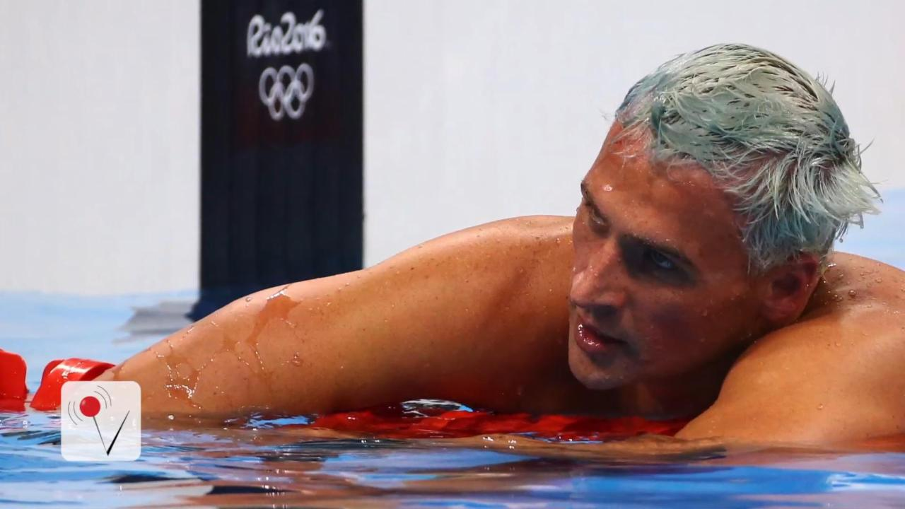 Olympian Ryan Lochte Tells 'New' Version of Rio Robbery Story