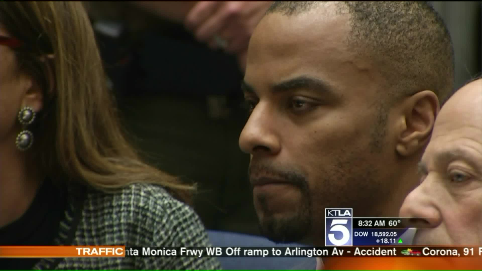 Former NFL Player Darren Sharper Sentenced for Rape