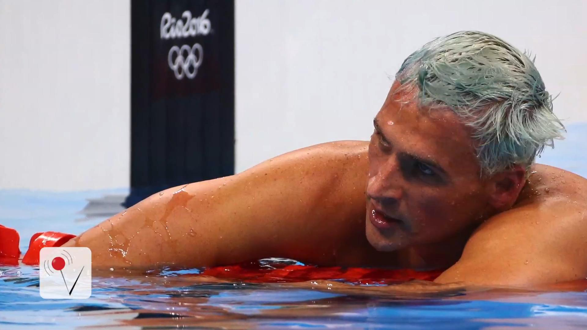 Police Say Ryan Lochte Made Up Robbery Story After Gas Station Fight
