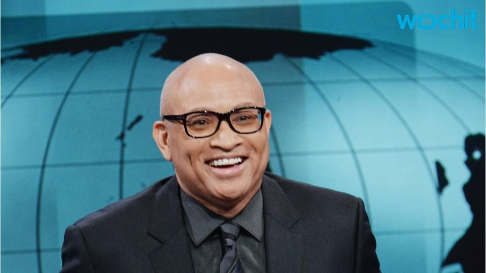 Larry Wilmore Ends 'Nightly Show' Still Baffled