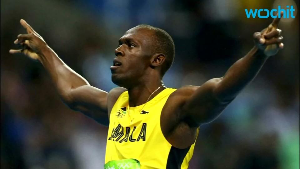 Usain Bolt Makes History