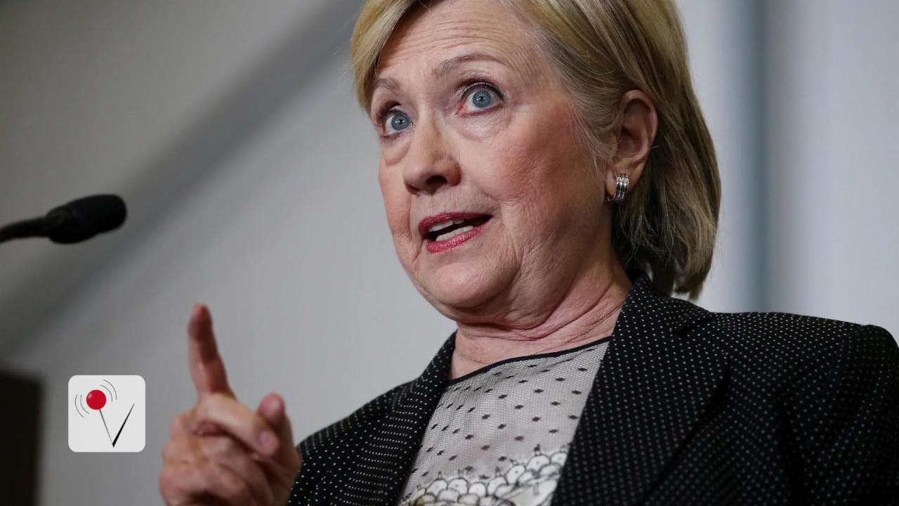 Clinton Points Finger At Colin Powell In Private Email Scandal