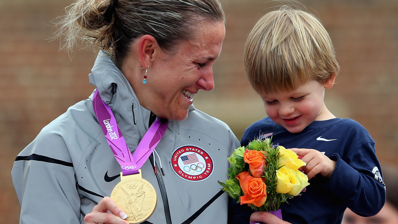 9 Incredible Olympic Moms