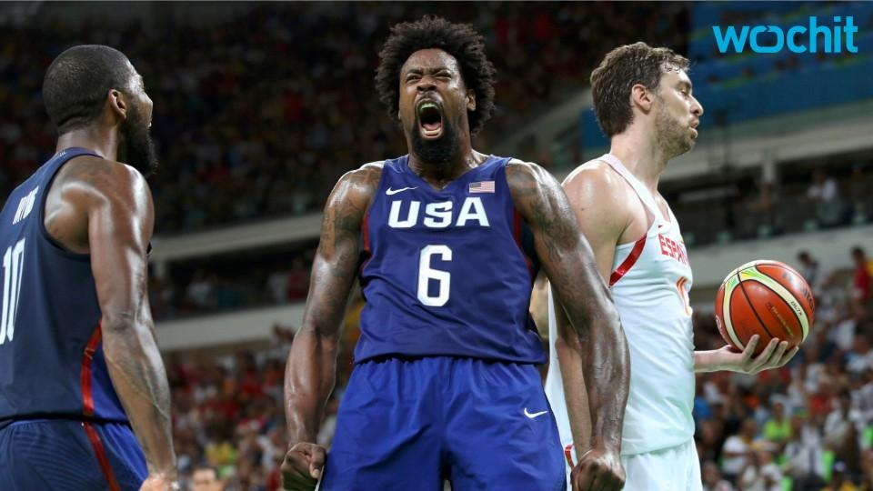 Team USA Reaches The Mens Basketball Final