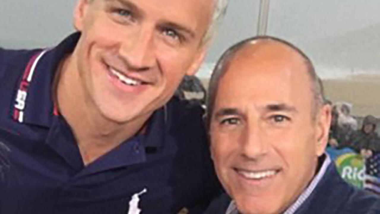 Billy Bush Says Matt Lauer Stole His Ryan Lochte Interview