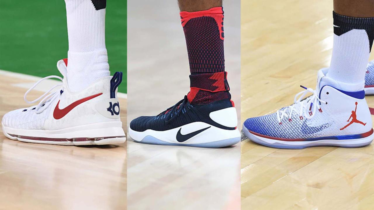 Best Shoes From Team USA At Rio Olympics