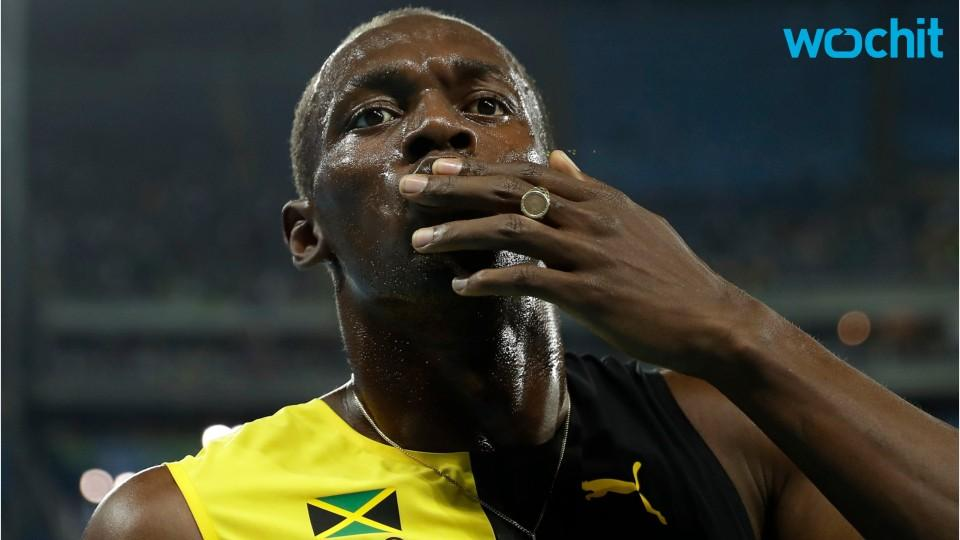 Bolt Goes 9 For 9 With Final Olympic Gold