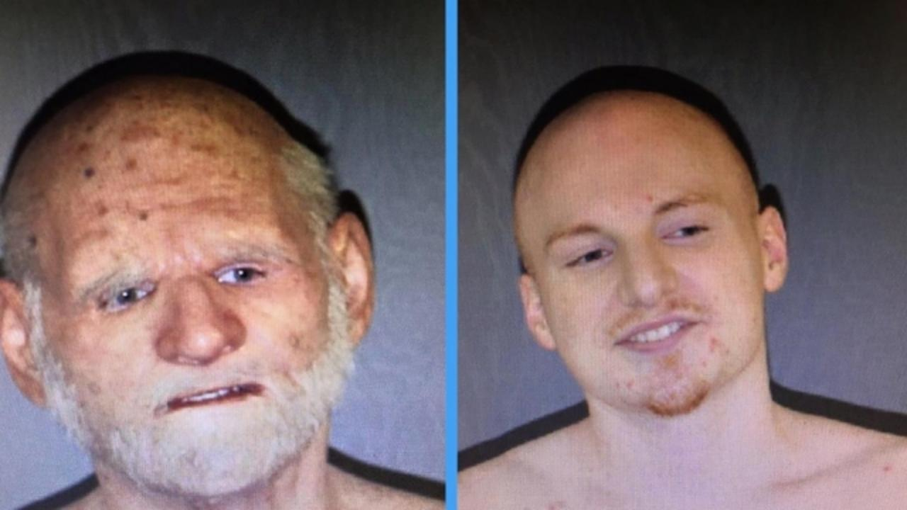 Suspected Drug Dealer Captured Wearing Old-Man Disguise