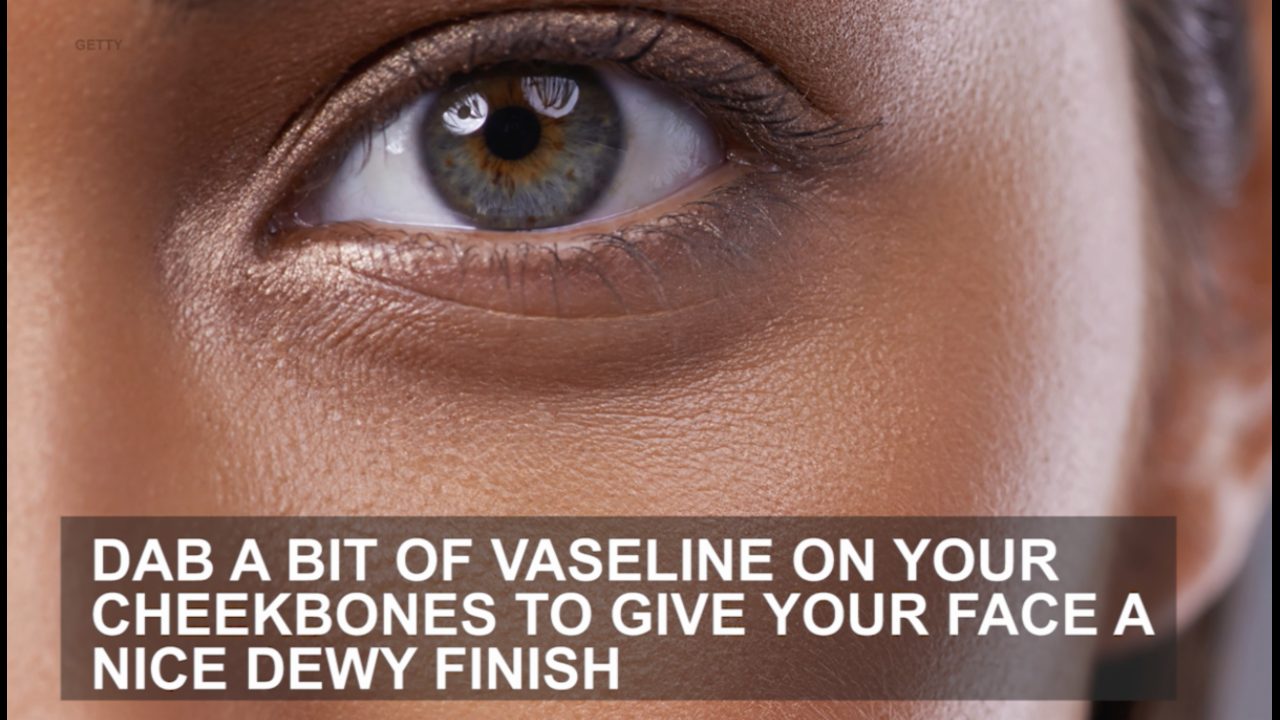 Unexpected ways to use Vaseline