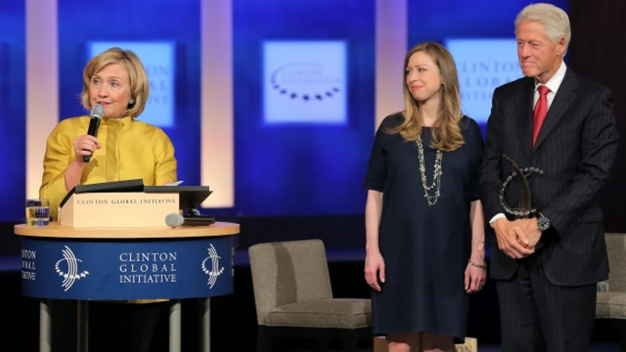 Clinton Foundation Announces Changes to Donation Policy