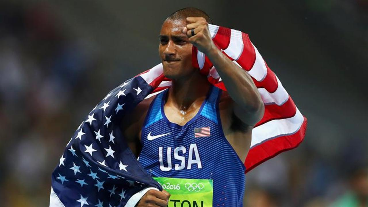 Olympic Decathlon Champ Ashton Eaton Reveals The Advice He Got From Caitlyn Jenner