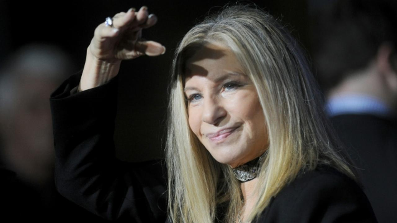 Barbra Streisand Calls Apple to Fix Name Pronunciation