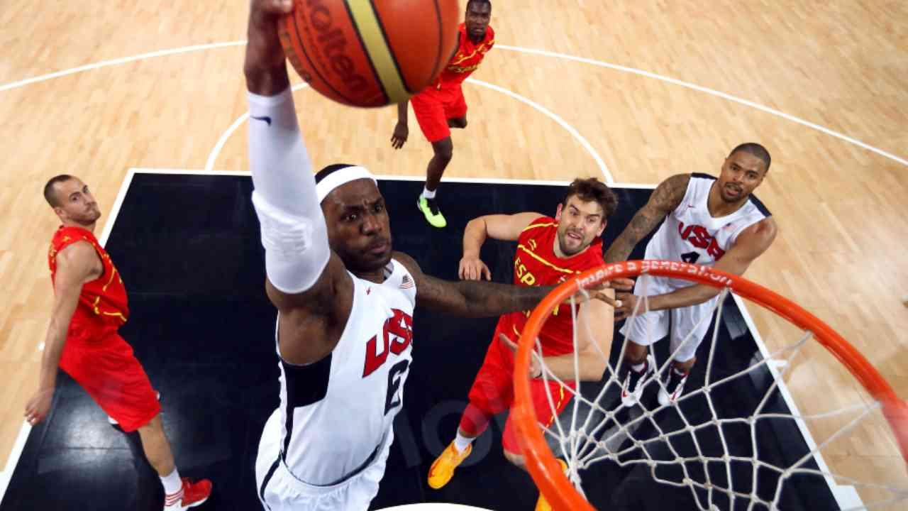 Will LeBron James Play for USA in 2020?