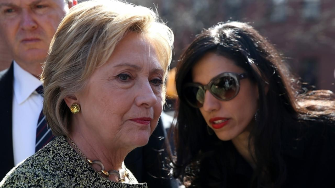 Did a Top Clinton Aide Work at a Radical Muslim Journal?