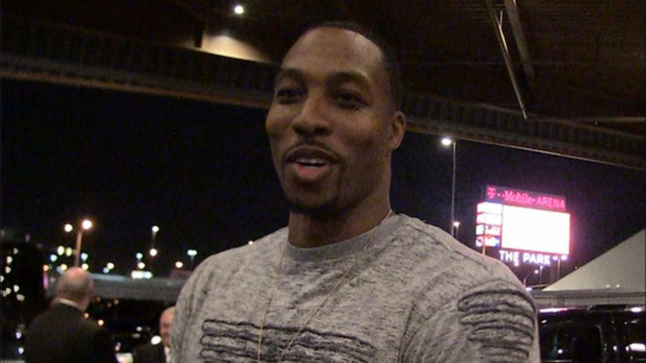 Dwight Howard: I'd Beat LeBron in MMA Fight