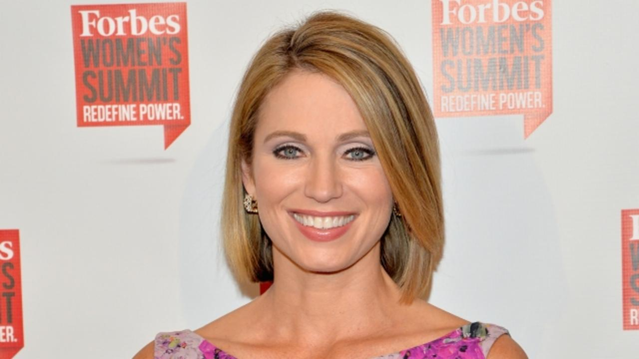 ABC's Amy Robach Apologizes for Using Racial Slur on the Air