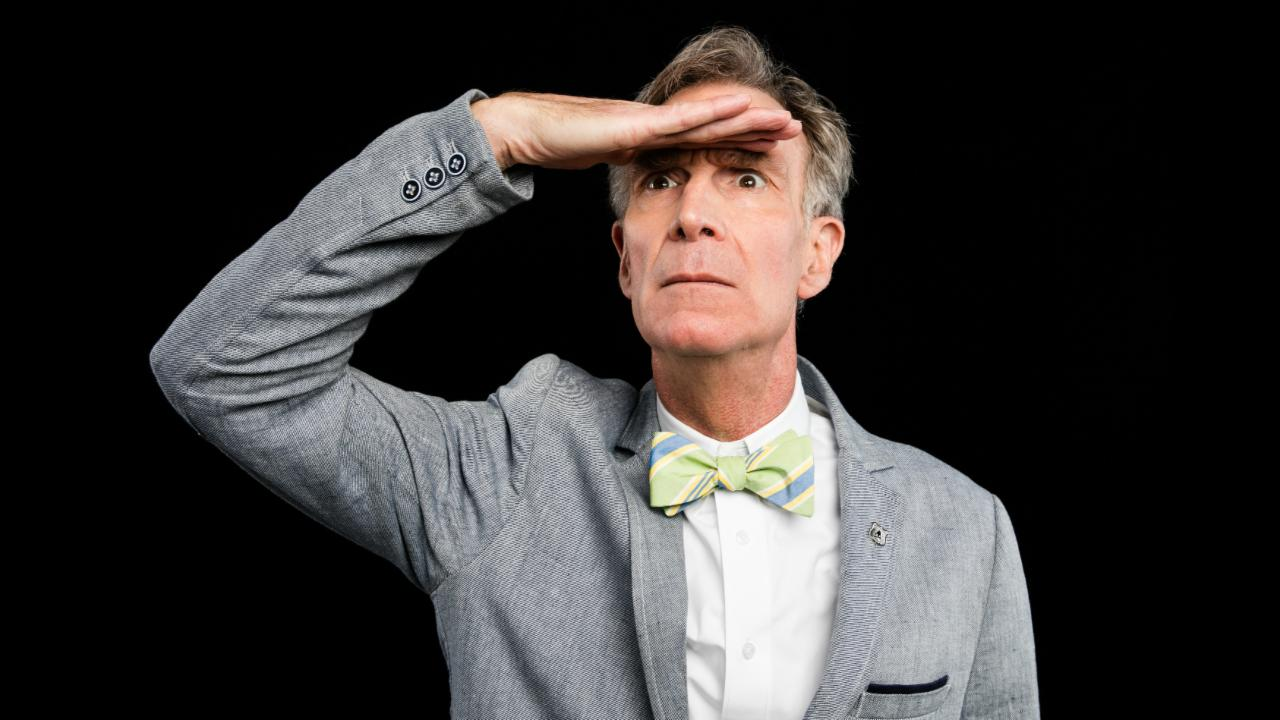 "Bill Nye On The ""#FindYourPark"" Series"