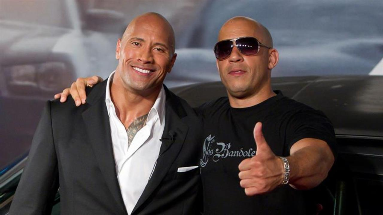 Vin Diesel: Dwayne 'The Rock' Johnson 'Shined' In 'Fast' Role
