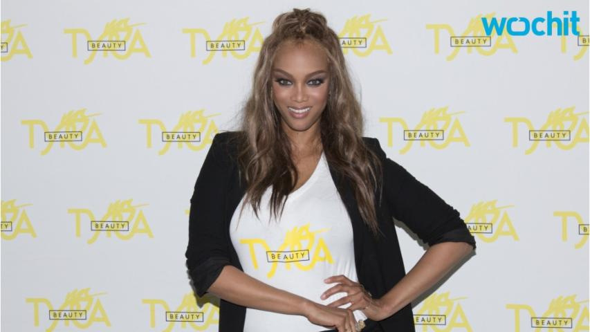 Tyra Banks to Teach Business Class at Stanford University