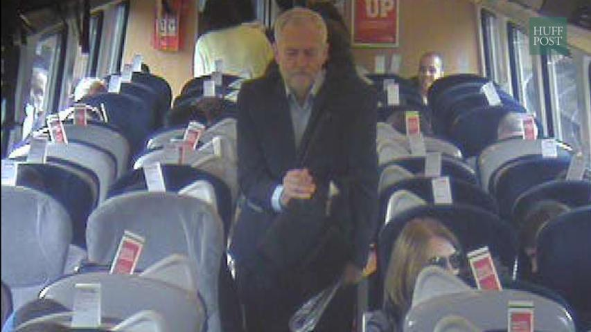 "Virgin Trains Clarify Corbyn's ""Ram-Packed"" Train"