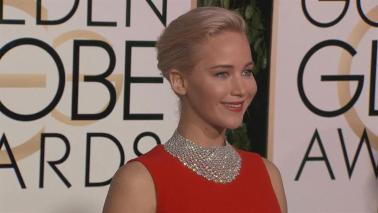 "Jennifer Lawrence Tops ""Forbes"" Highest-Paid List"