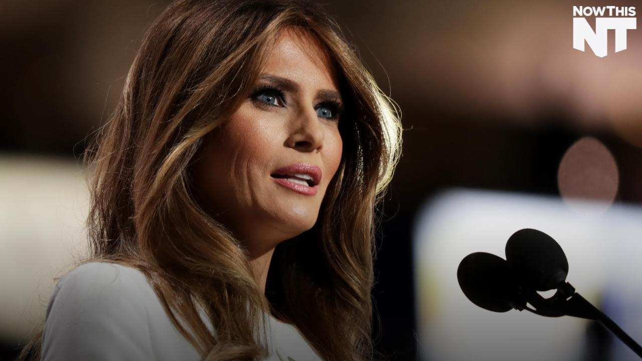 Melania Trump is Taking on the Media