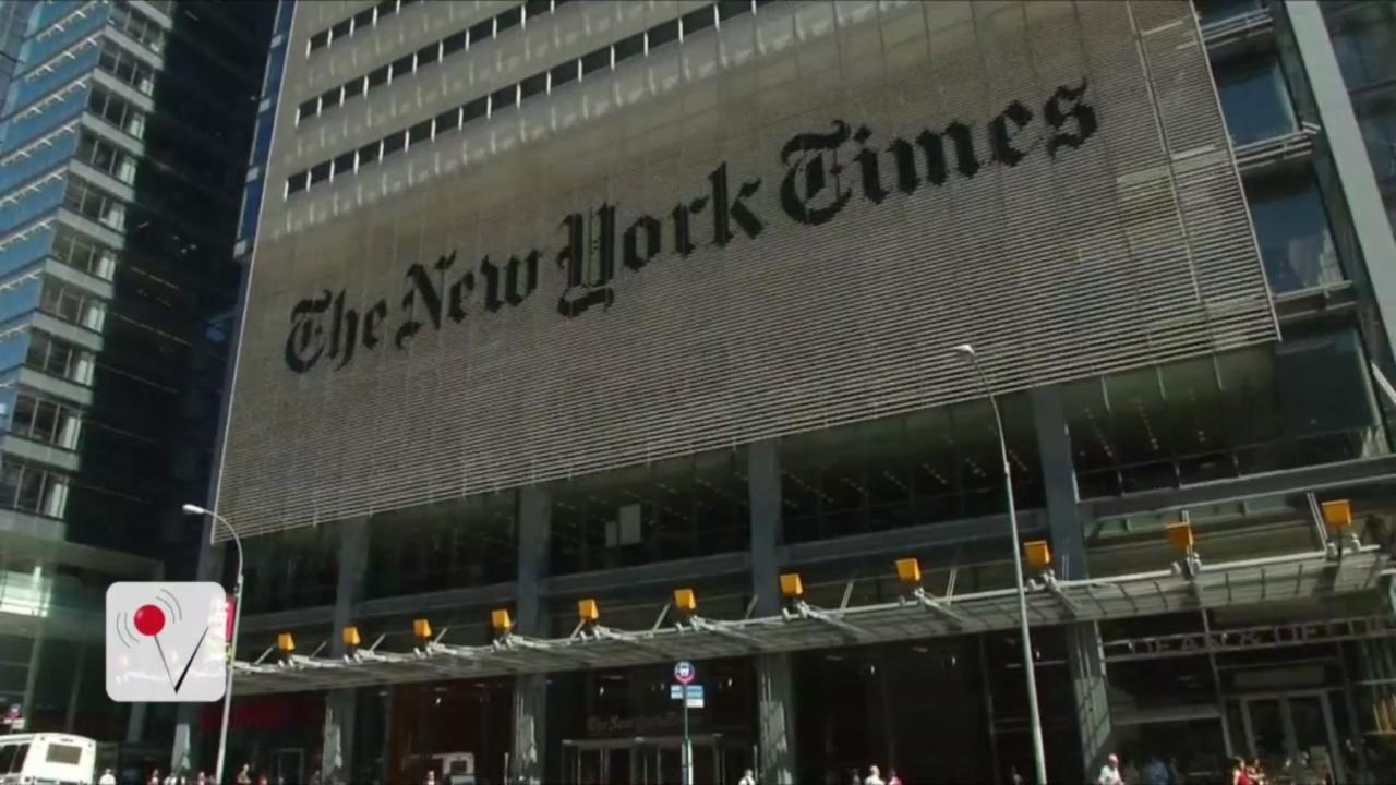 Russians Hacked the New York Times: US Intelligence Officials Say