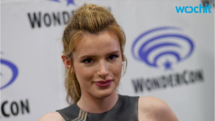 Bella Thorne Came Out As Bisexual