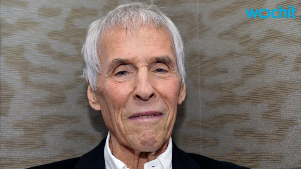Two of Burt Bacharach's September Concerts Canceled After the Singer Broke His Arm