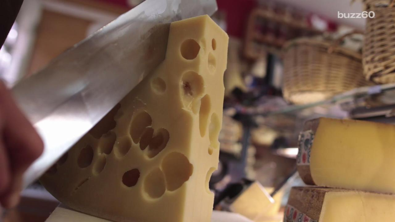 The Government Is Buying 11 Million Pounds of Surplus Cheese
