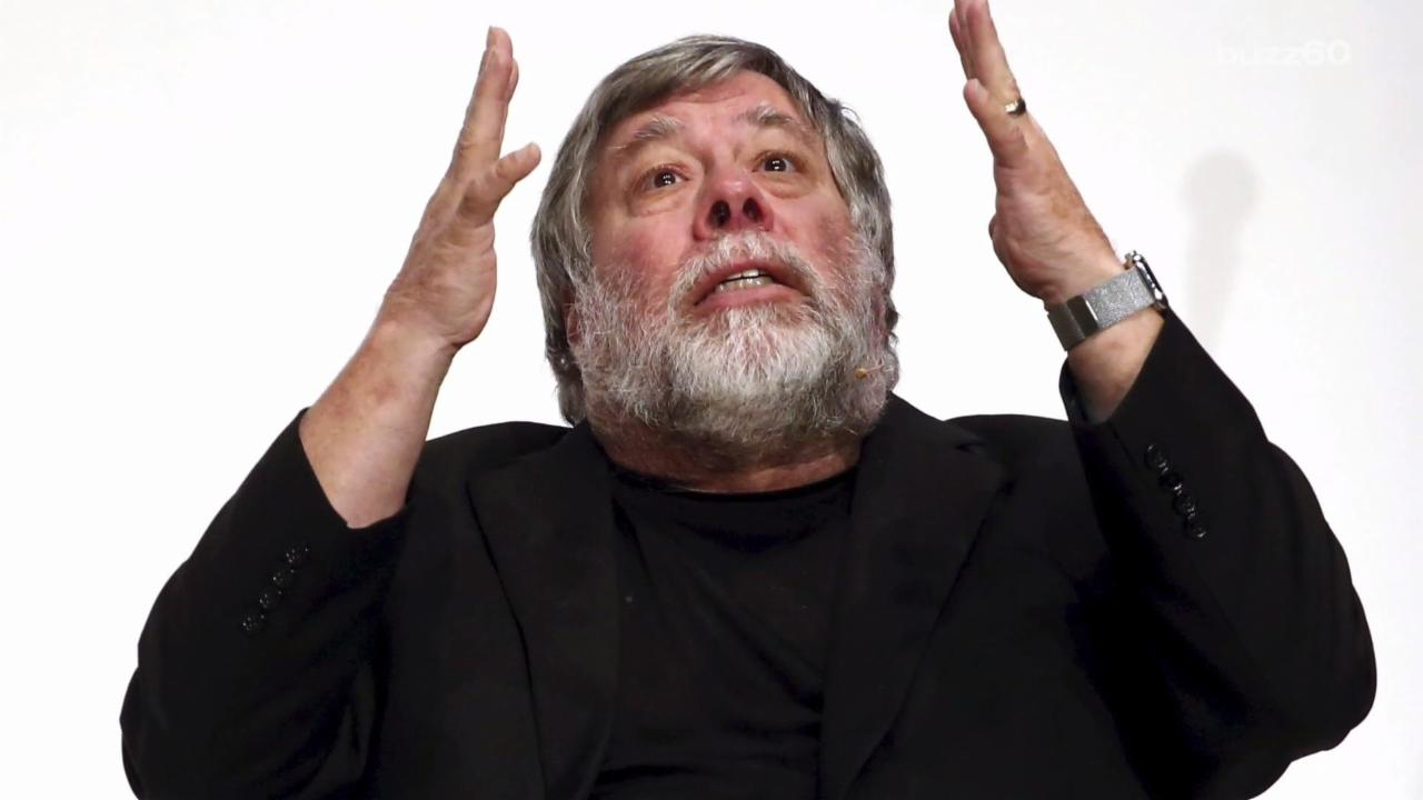 Steve Wozniak Warns Apple Not to Remove One Feature