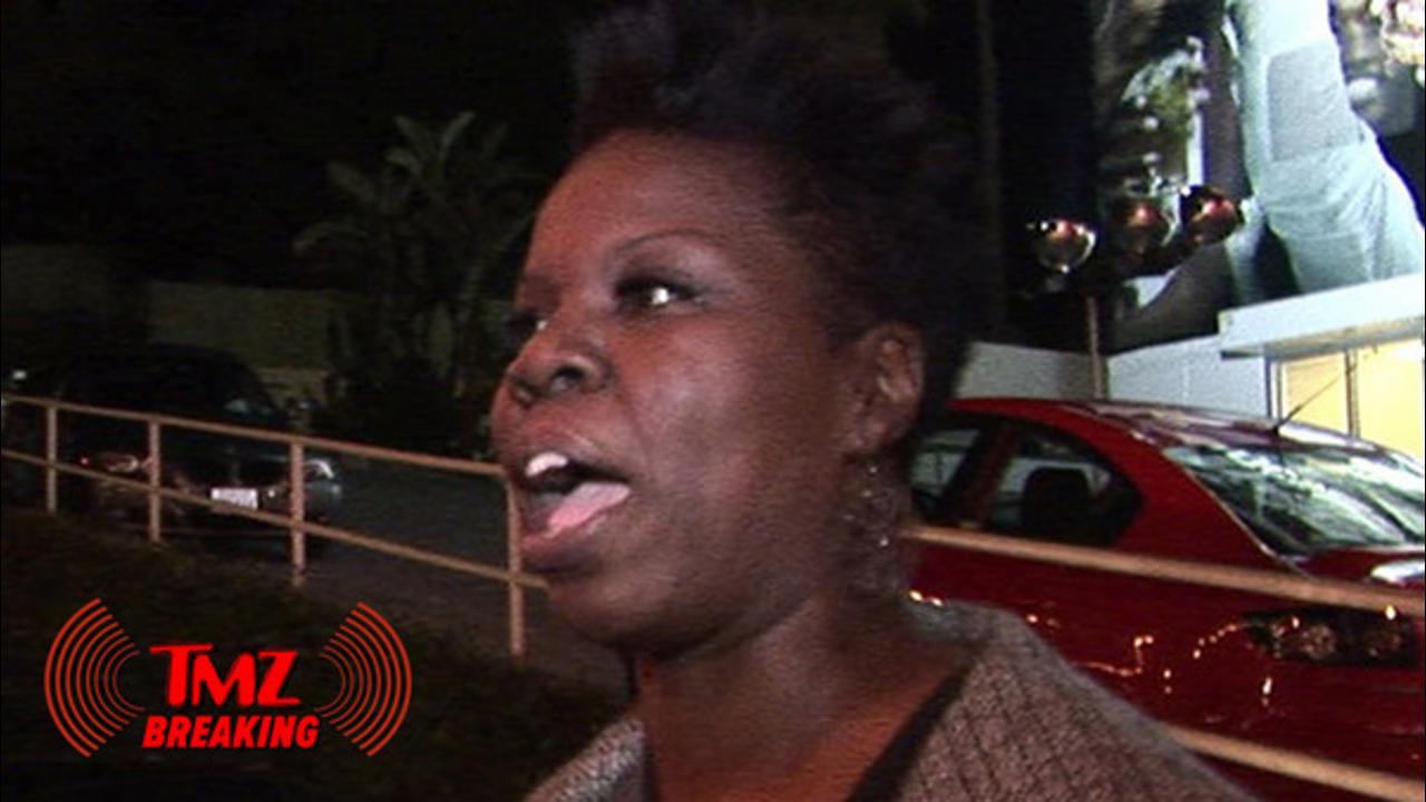 SNL's Leslie Jones HACKED... Nude Photos Released