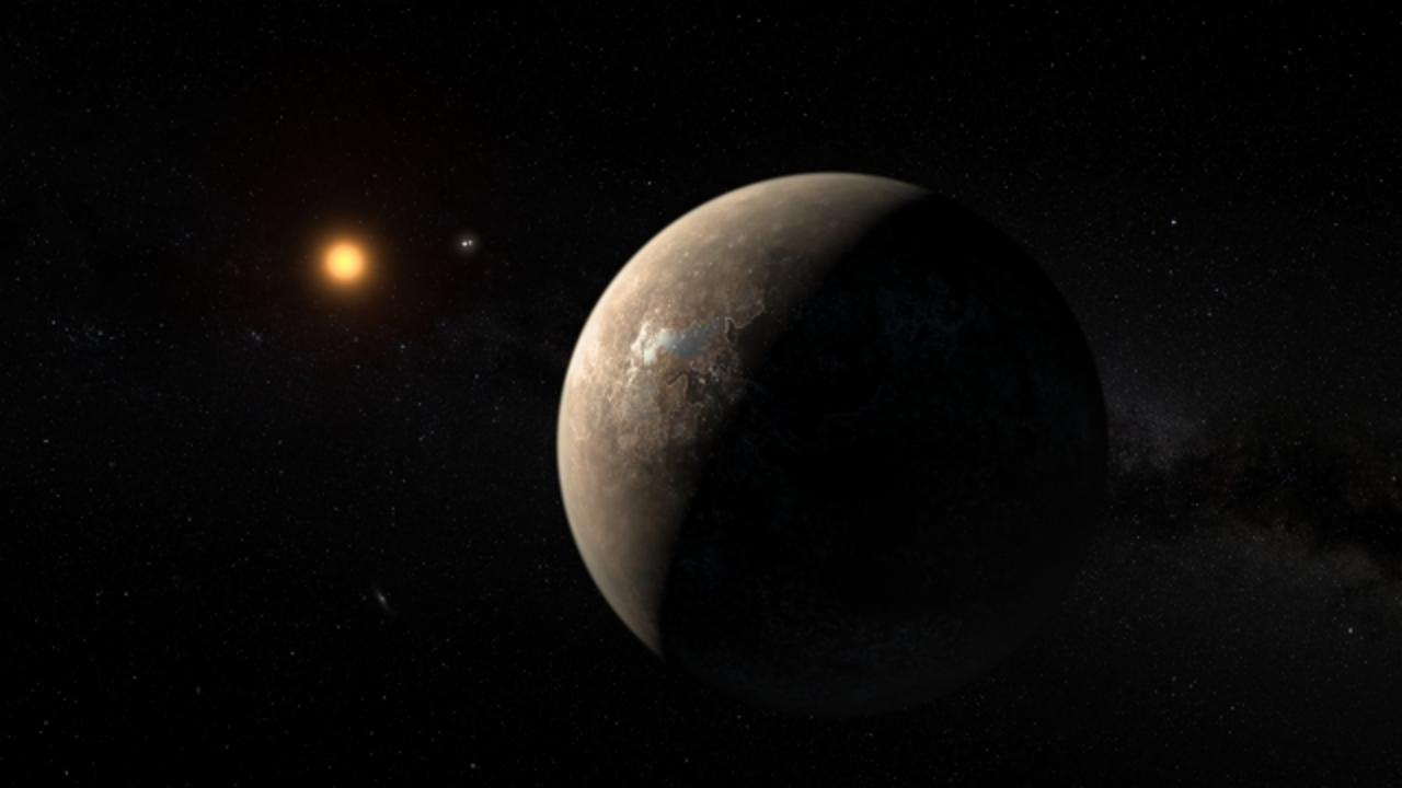 New Earth-Like Planet Found Around Nearby Star