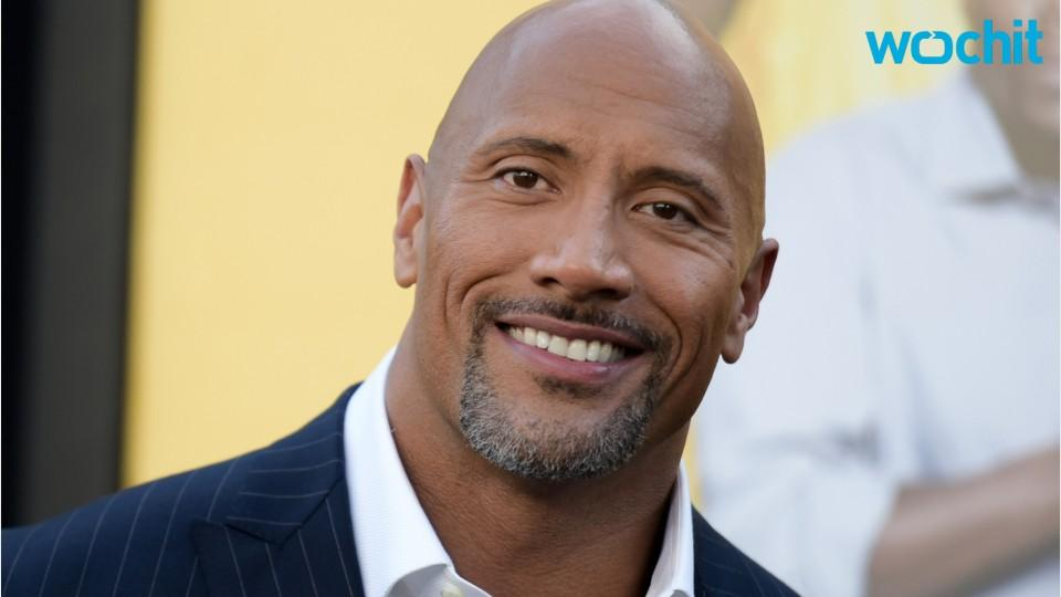 Dwayne 'The Rock' Johnson Is World's Highest Paid Movie Star