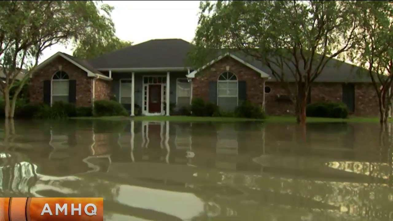 Louisiana Recovering After Flood