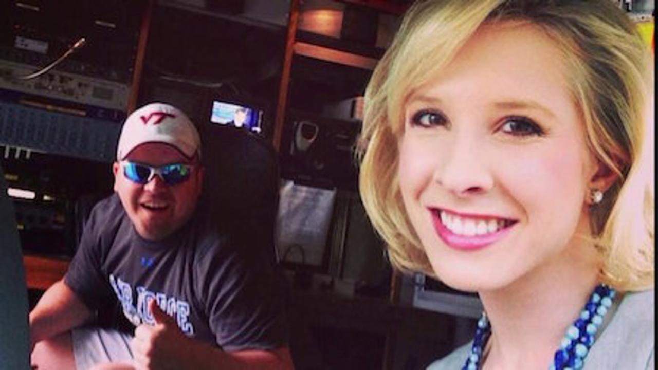 'We're A Tough Crew': WDBJ Remembers On-Air Shooting 1-Year Later