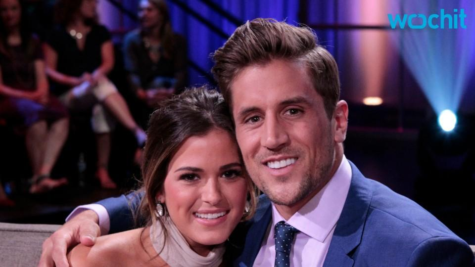 'Bachelorette' Winner Appears on ESPN Program