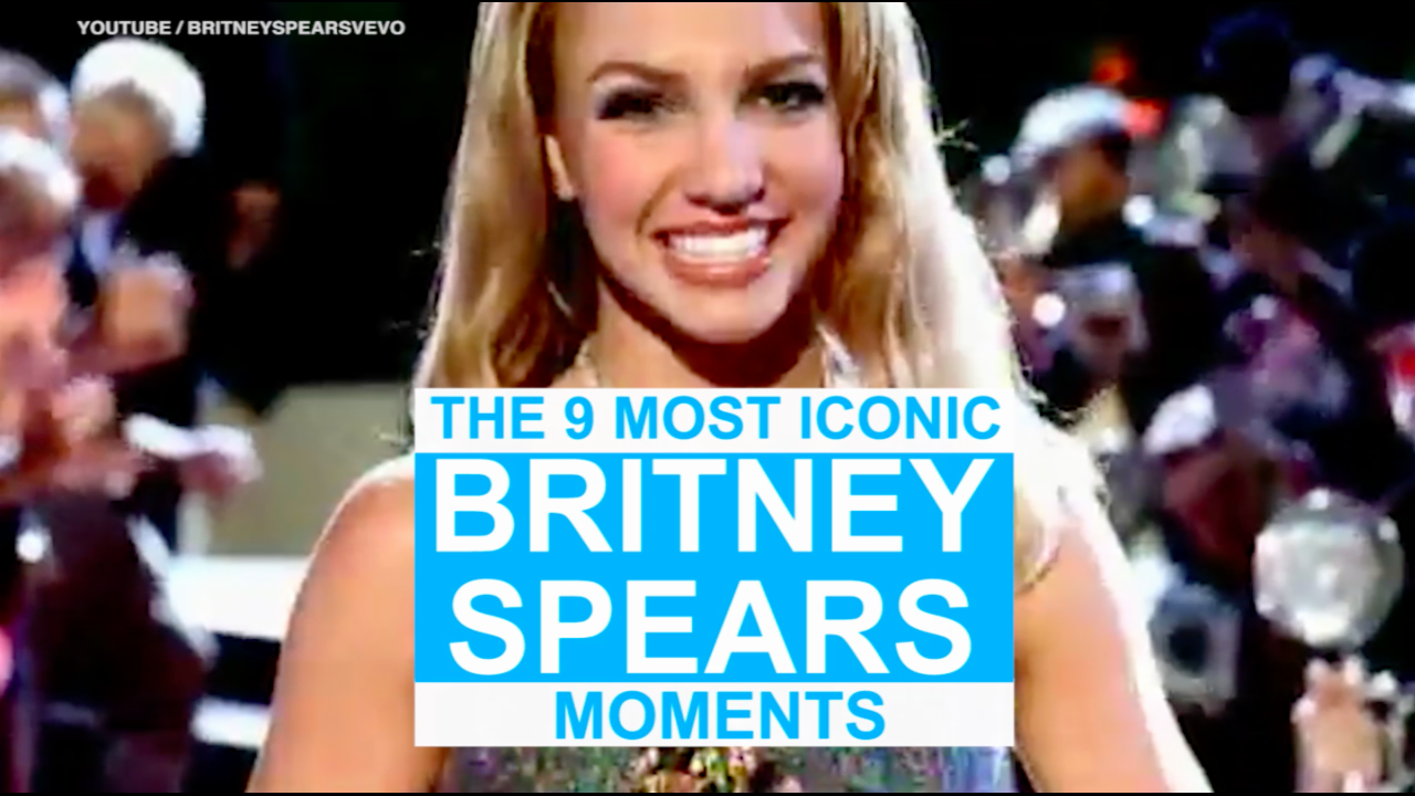 The 9 most iconic Britney Spears moments