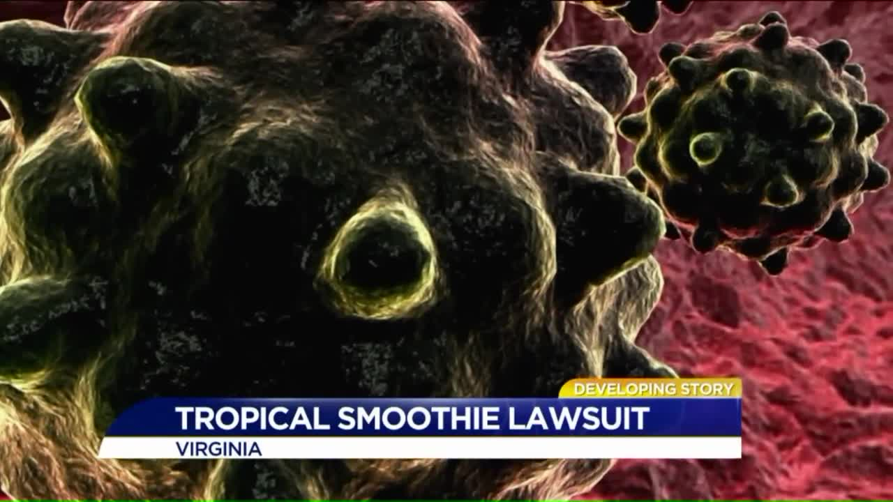 Smoothie Chain Hit with Class Action Lawsuit After Hepatitis A Outbreak