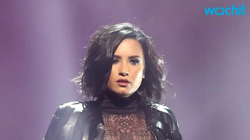Demi Lovato Talks Disney & Rehab