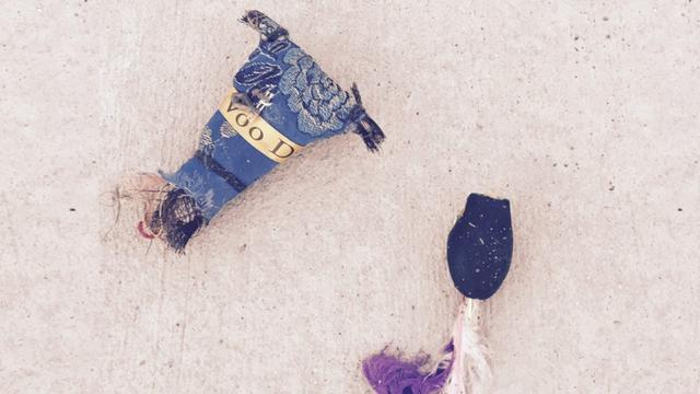 Mystery Surrounds Beheaded Voodoo Doll Found In Front Of Police Station