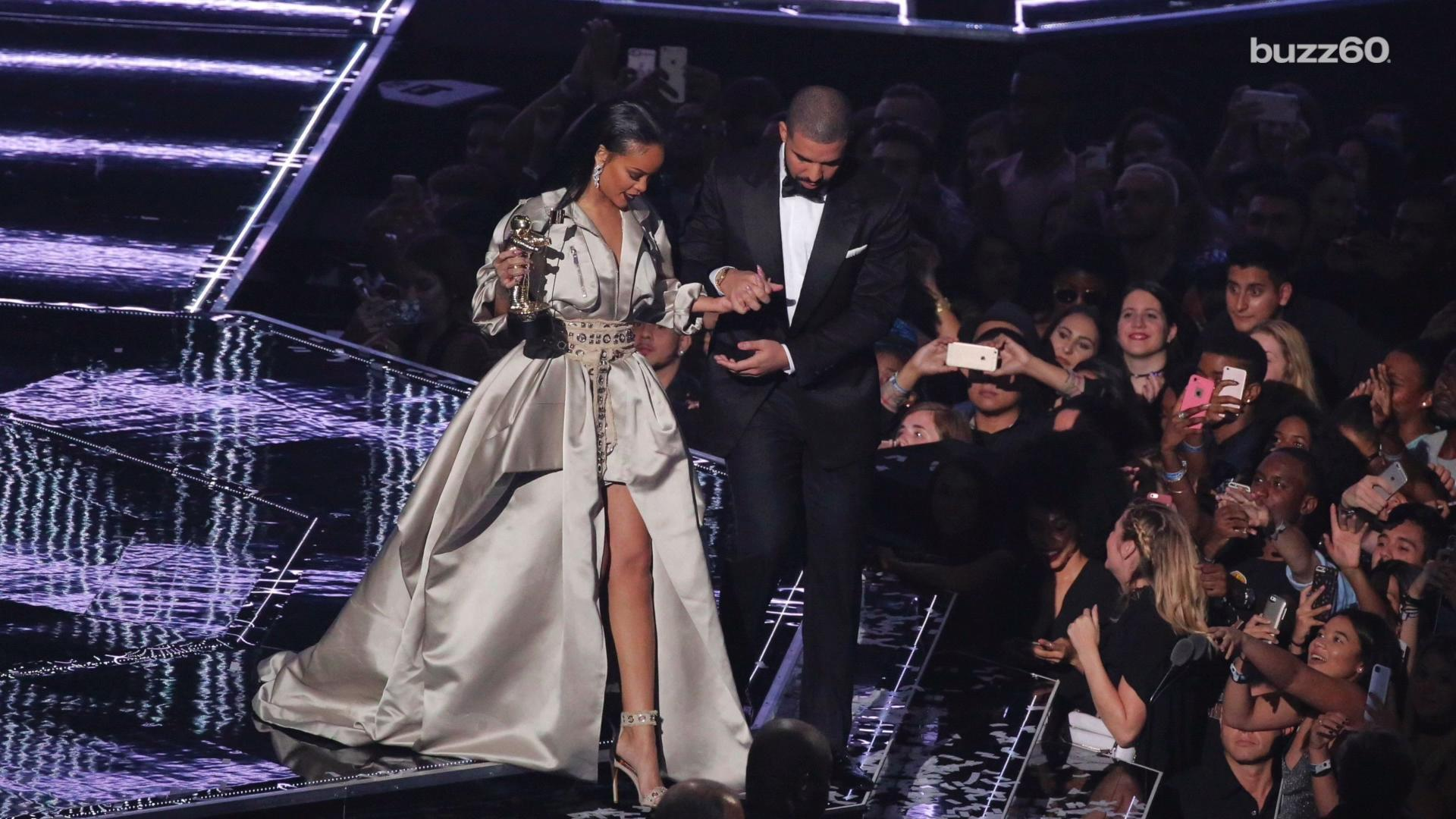 Drake Professes His Love for Rihanna at the MTV VMAs
