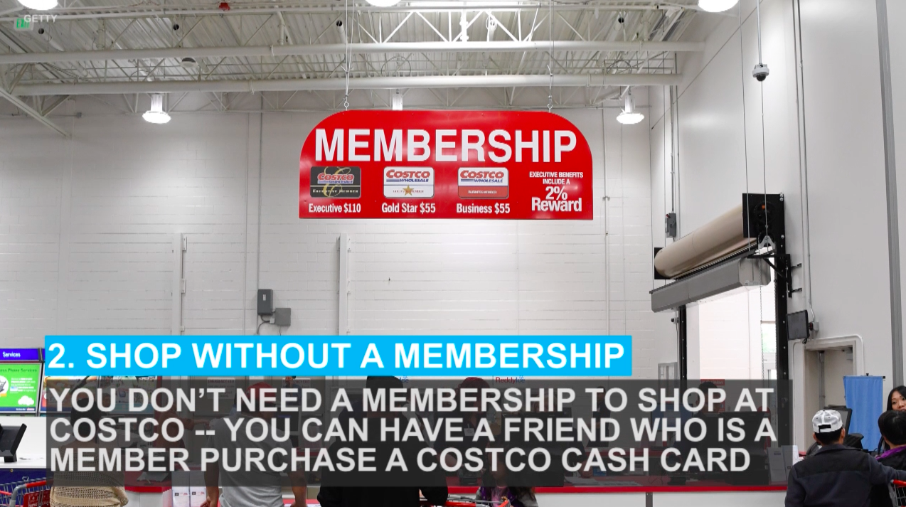 8 ways to save money at Costco