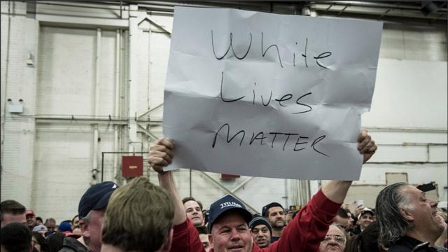 'White Lives Matter' Will Be Labeled a Hate Group