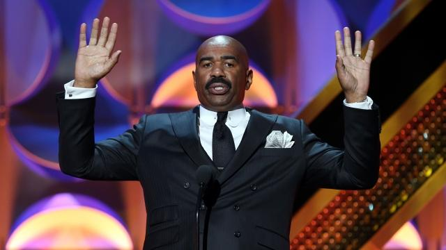 Steve Harvey Could Go to Trial Against Former Colleague